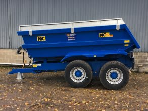 16Ton Dump Trailer For Hire